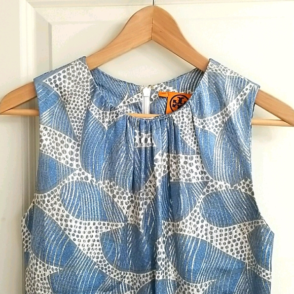 Silk Tory Burch Shirt
